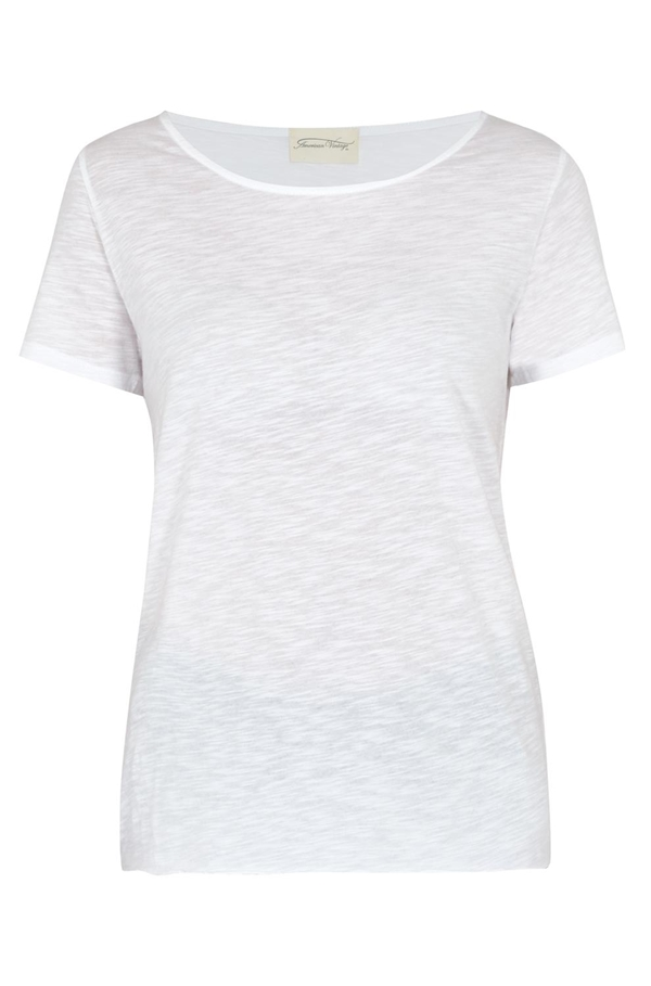 jac 51 b t-shirt in white