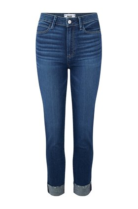hoxton slim crop jean in shrine