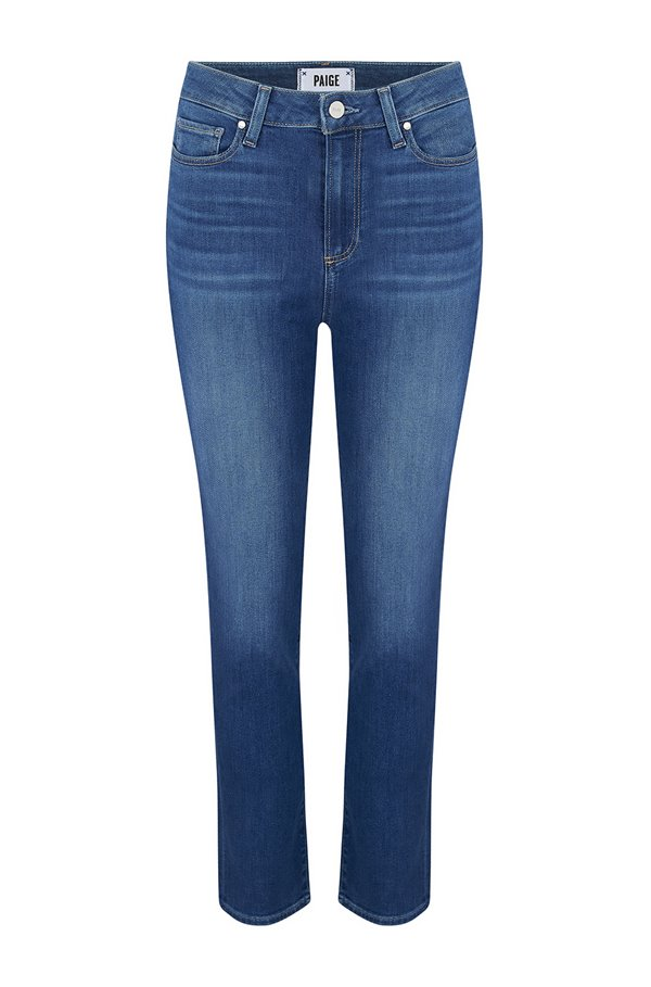 exclusive hoxton straight ankle jean in forever