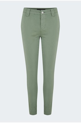 paz slim trouser in veiled