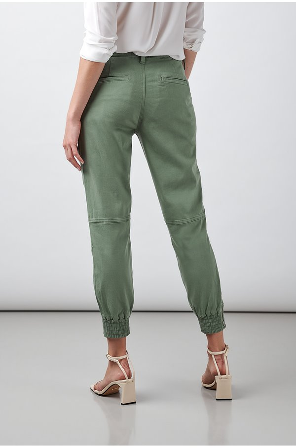arkin zip ankle jogger in veiled