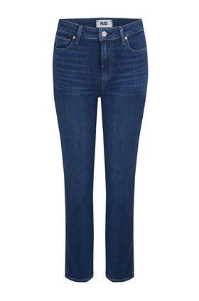hoxton straight ankle jean in mai tai