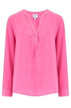 lucille blouse in pink