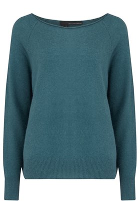 KACEY JUMPER IN TEAL