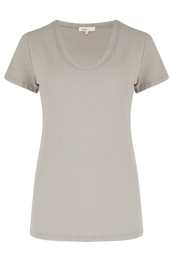 any scoop t-shirt in paloma