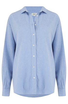 charlot shirt in blue