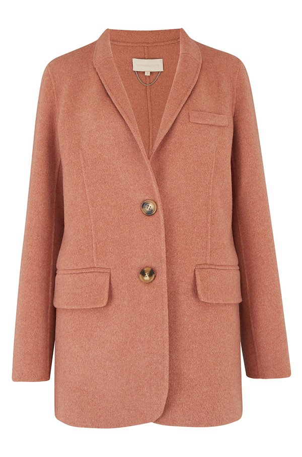 jovanka jacket in rose