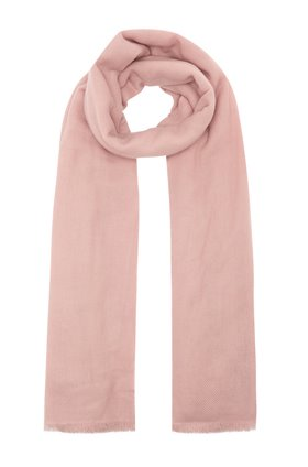 mia scarf in pink