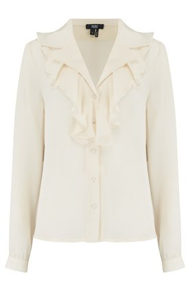 jennie blouse in antique white