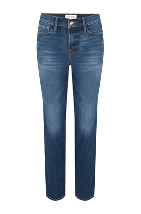 le nouveau straight jean in harwicker