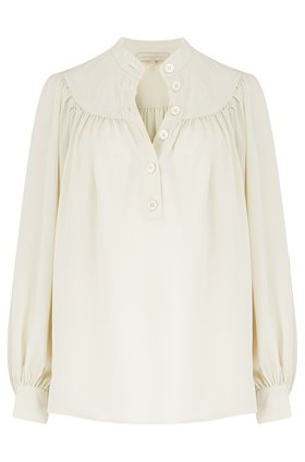 pamina blouse in ecru