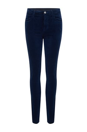 maria skinny jean in night out velvet