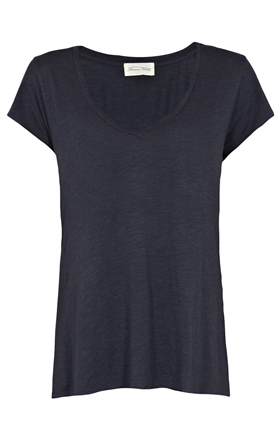 jac51 short sleeve tee in navy