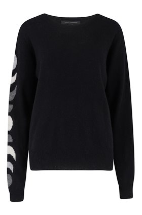 luna sleeve detail jumper
