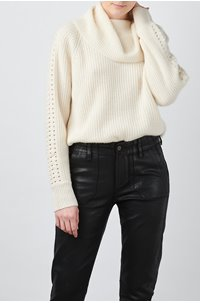 brynlee jumper in ivory