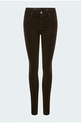 farrah skinny jean in molasses