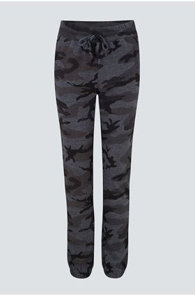 kingston trousers in iron camo