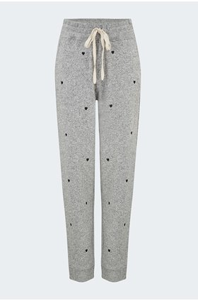 oakland hearts sweatpant in grey