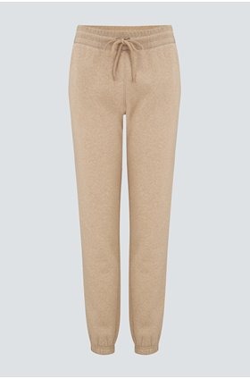 kingston trousers in heather camel