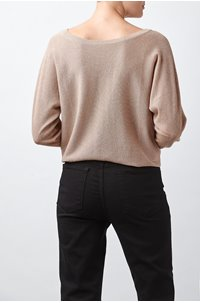 jilly jumper in rose gold