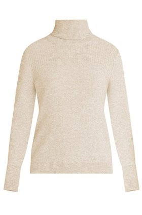 kressy turtleneck in oatmeal