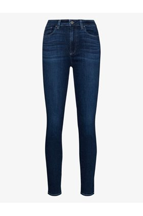 hoxton skinny jean in pine tree