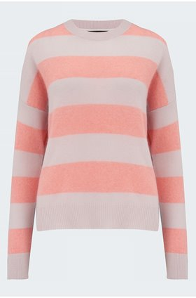Mindie Jumper in Bisque Nectarine