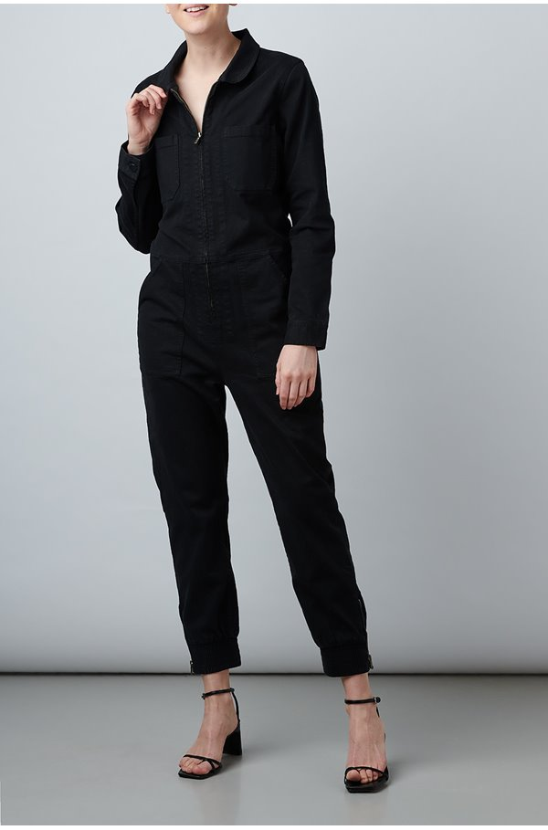 arkin jumpsuit in black