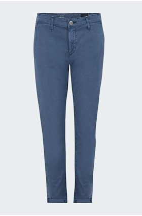 caden trouser in sulfur rio blue