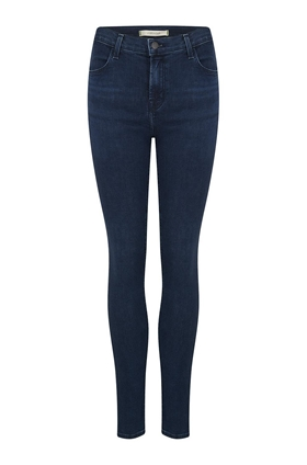 J Brand Maria Skinny Jean in Commit