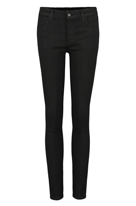 J Brand 620 Skinny Coated Jean in Fearless