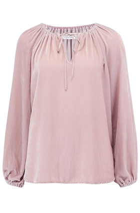 Velvet Rebecca Top in Ribbon