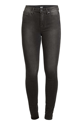 Paige Margot Ultra Skinny Jean In Smoke Grey