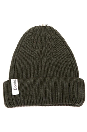 Classic Merino Hat in Hunter Green