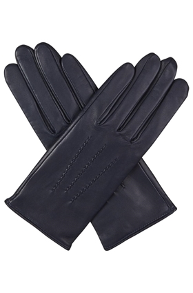 Agnelle  Julie Gloves in Navy