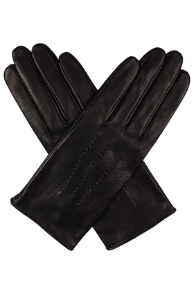 Agnelle  Julie Gloves in Black