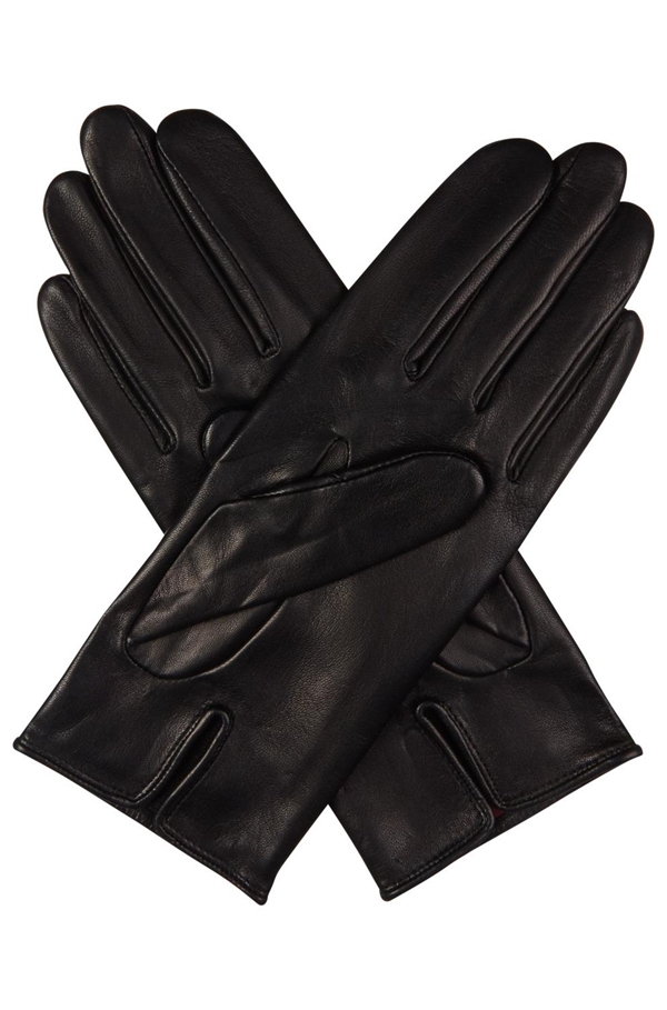 julie gloves in black