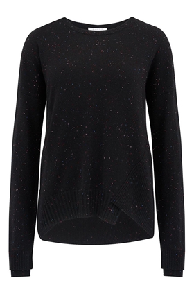 Duffy Crew Neck Jumper in Batman