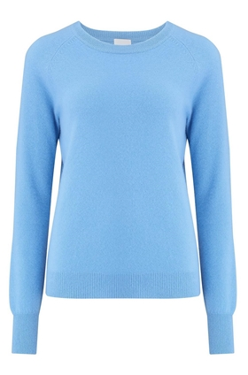 Madeleine Thompson Maddy Jumper in Blue