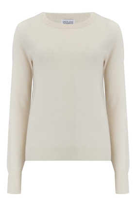 Madeleine Thompson Maddy Jumper in Cream