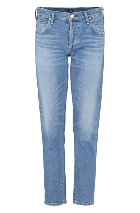 Citizens of Humanity Jeans Elsa Girlfriend Jean in Pacifica