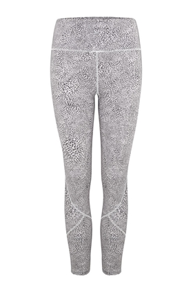 Kensington Legging in Abstract Blush Animal
