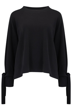 Osprey Sweater in Black