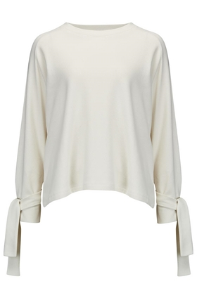 Osprey Sweater in Ivory