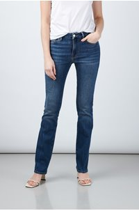 le mini boot jean in blendon
