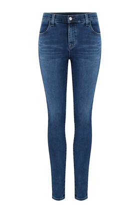 Maria Skinny Jean in Polaris