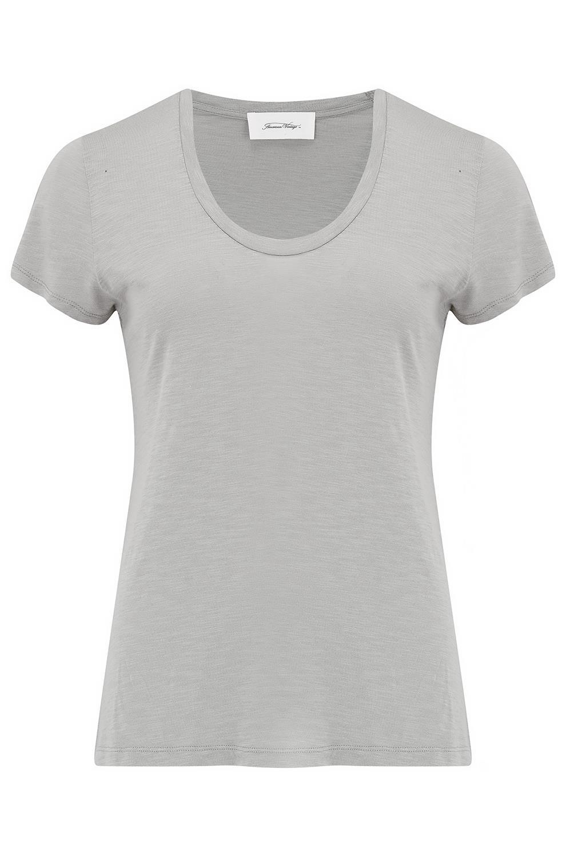 8fdba00b American Vintage Jac48 Jacksonville T-Shirt in Grisou -