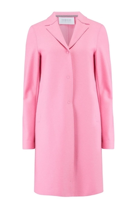 Boxy Coat in Candy