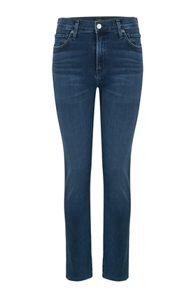 Harlow Slim Ankle Jean in Glory