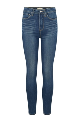 L'AGENCE Margot Skinny Jean in Neptune